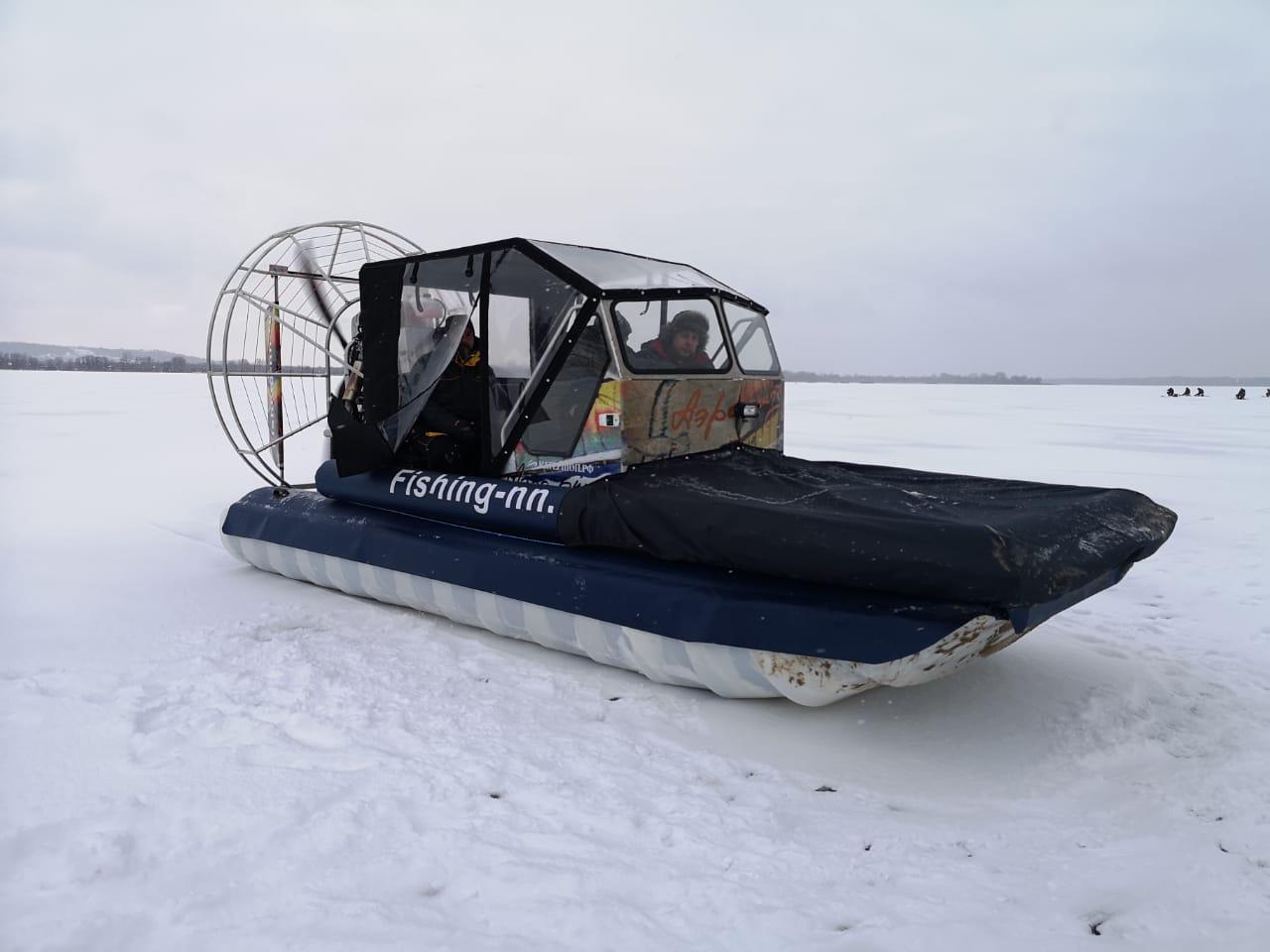 аэролодки модельный ряд